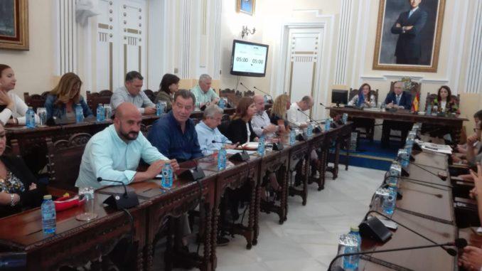 Sesión plenaria 07/06/2019