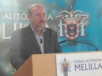 Manuel Ángel Quevedo, consejero de Medio Ambiente en funciones