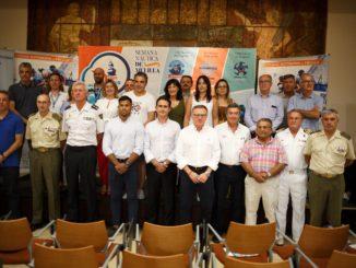 Firma: Gobierno de Melilla - Comité Organizador, Autoridades y patrocinadores de la XXIII Semana Náutica de Melilla