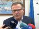 El presidente de la Melilla ha visitado las instalaciones de la Policía Local