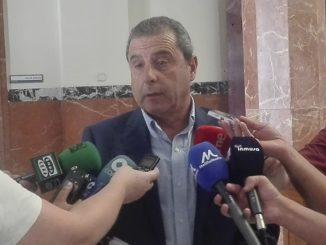 Enrique Alcoba, pte ACOME