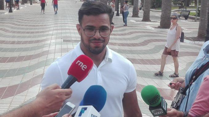 Yusef Abdeselam Kaddur, viceconsejero de Juventud
