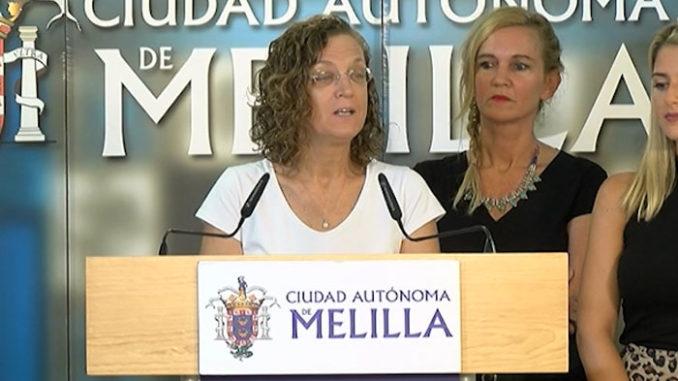 Gloria Rojas, consejera de Educación