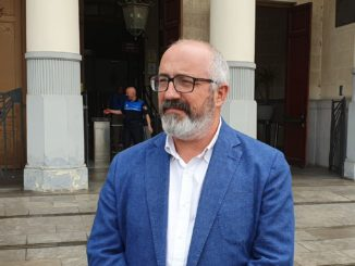 Jaime Bustillo, viceconsejero de Comercio, Transporte y Turismo