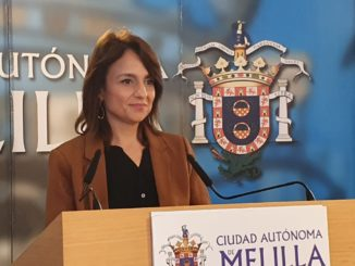 Dunia Almansouri, consejera de Distritos, Juventud y Participación Ciudadana