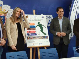 Presentación del II Campus de Tecnificación de Fútbol Femenino