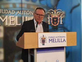 Eduardo de Castro, pte de Melilla