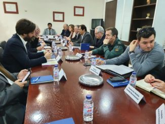 Reunión de coordinación por el turismo de cruceros