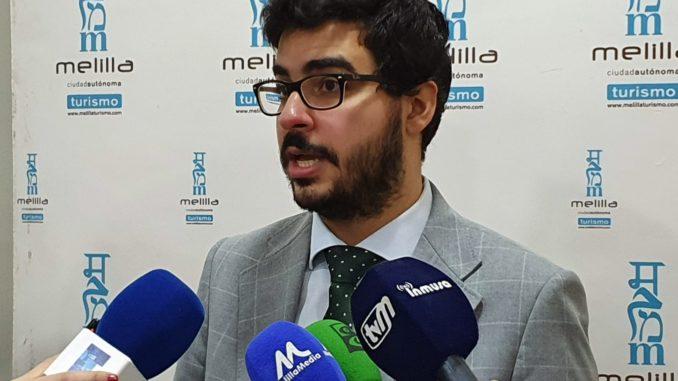Mohamed Mohamed, resposable Salud Pública de Melilla