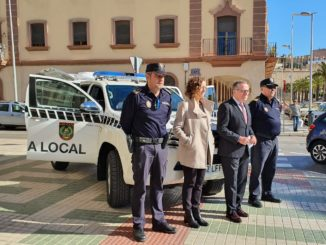 Nuevos materiales para la Policía Local