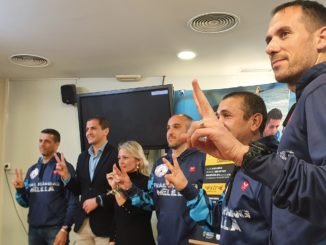 Presentación del VI Trail Running Ciudad de Melilla