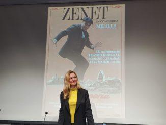 Elena Fernández Treviño, consejera de Cultura