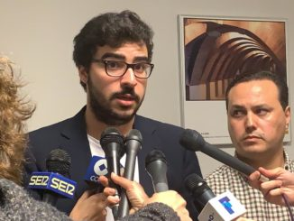 Mohamed Mohamed, consejero de Economía y Políticas Sociales