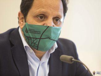 Hassan Mohatar - consejero de Medio Ambiente