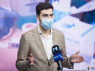 Mohamed Mohand, consejero Economía y Políticas Sociales