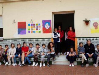Alumnos que han participado en el taller