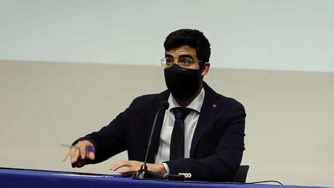 Mohamed Mohamed Mohand, consejero de Economía y Políticas Sociales
