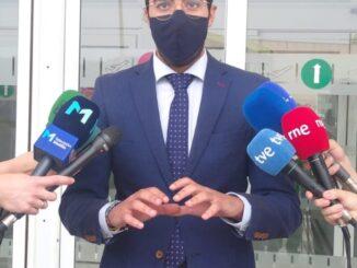 Mohamed Mohand, consejero de Economía y Políticas Sociales
